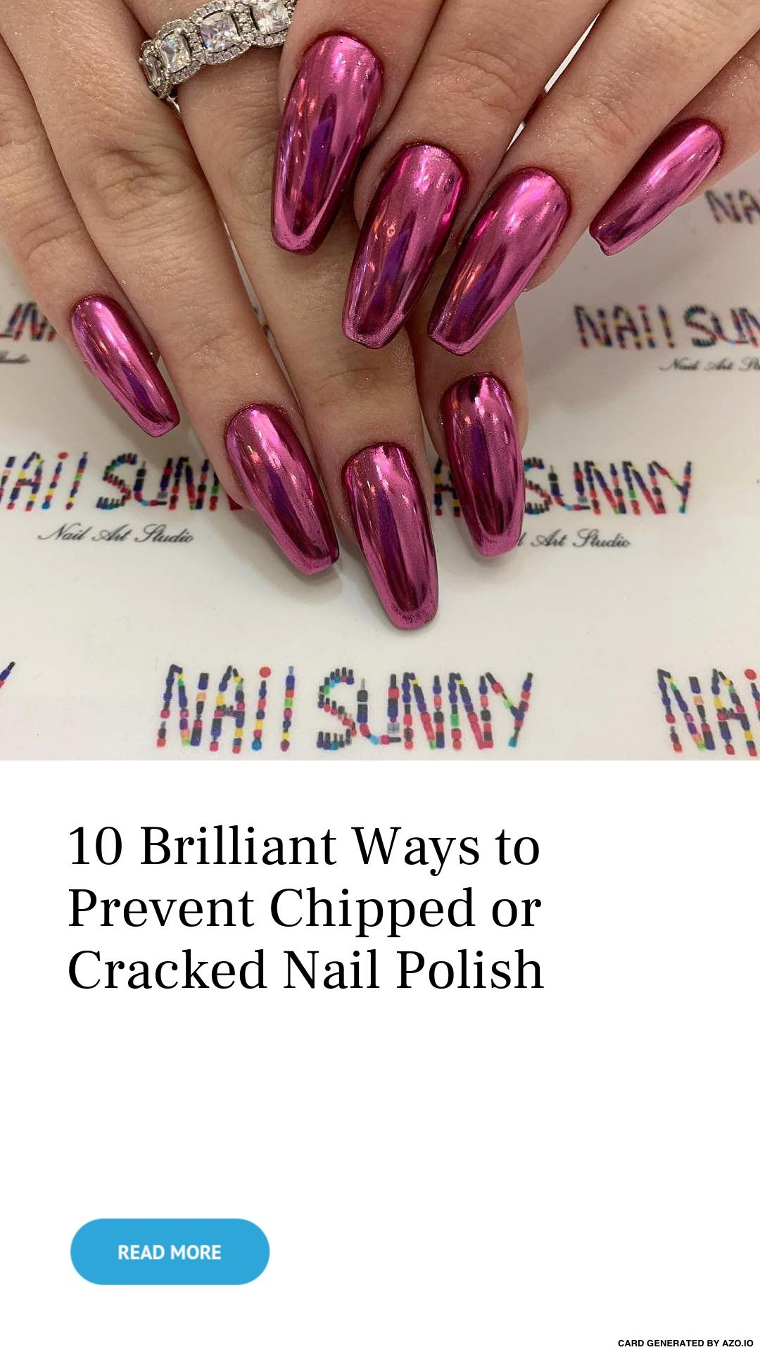 10 Brilliant Ways to Prevent Chipped or Cracked Nail Polish ...