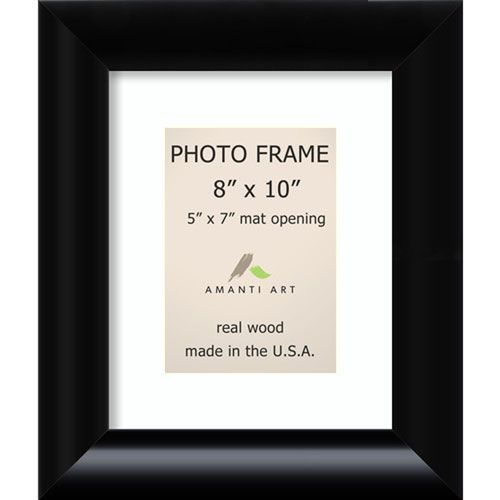 Amanti Art Dsw1385347 Steinway Black 11 X 13 Inch Picture Frame Bellacor Picture Frames Photo Frame
