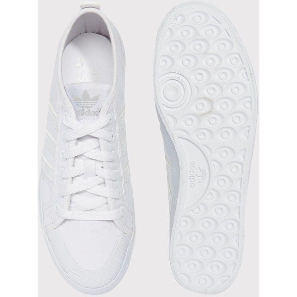 best sneakers f24d7 ae181 ... italy adidas originals honey low canvas sneakers 66 liked on polyvore  featuring shoes 41d1d 78956