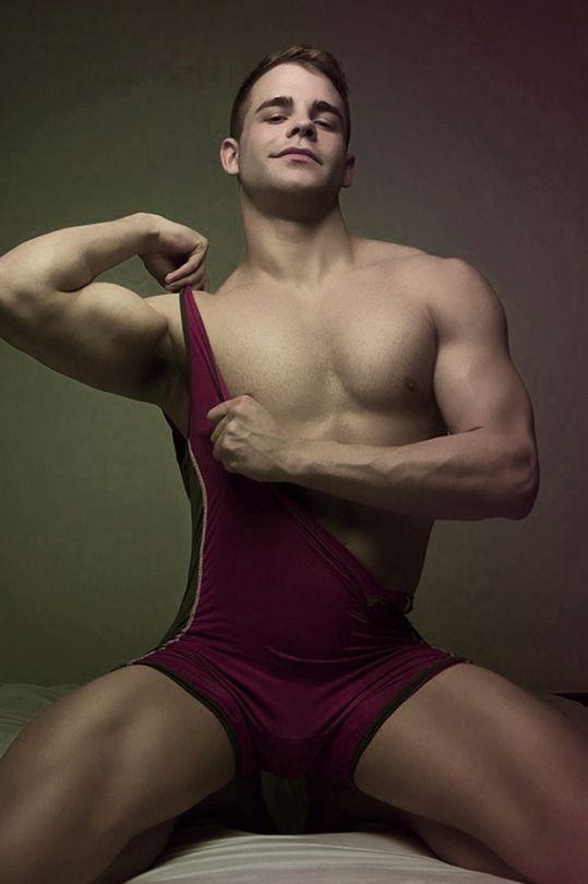 Hot gay boy wrestling