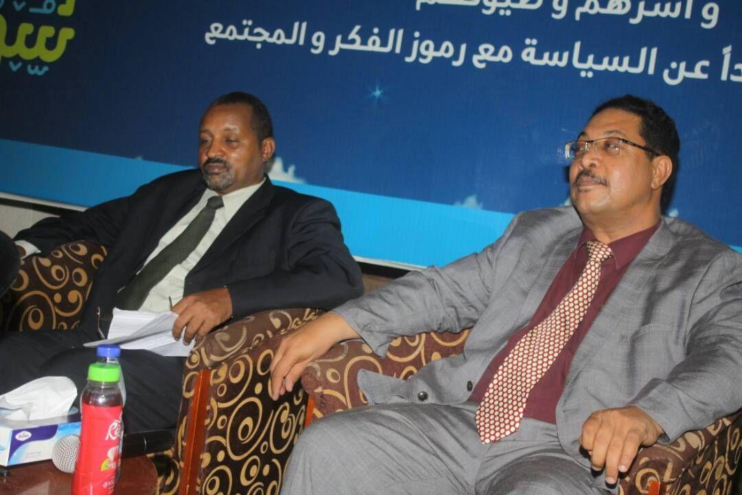 تغطية الخيمة / الليلة (15) بيت الشعر بالخرطوم بخيمة الصحفيين: مدارس الشعر الشعبي في السودان