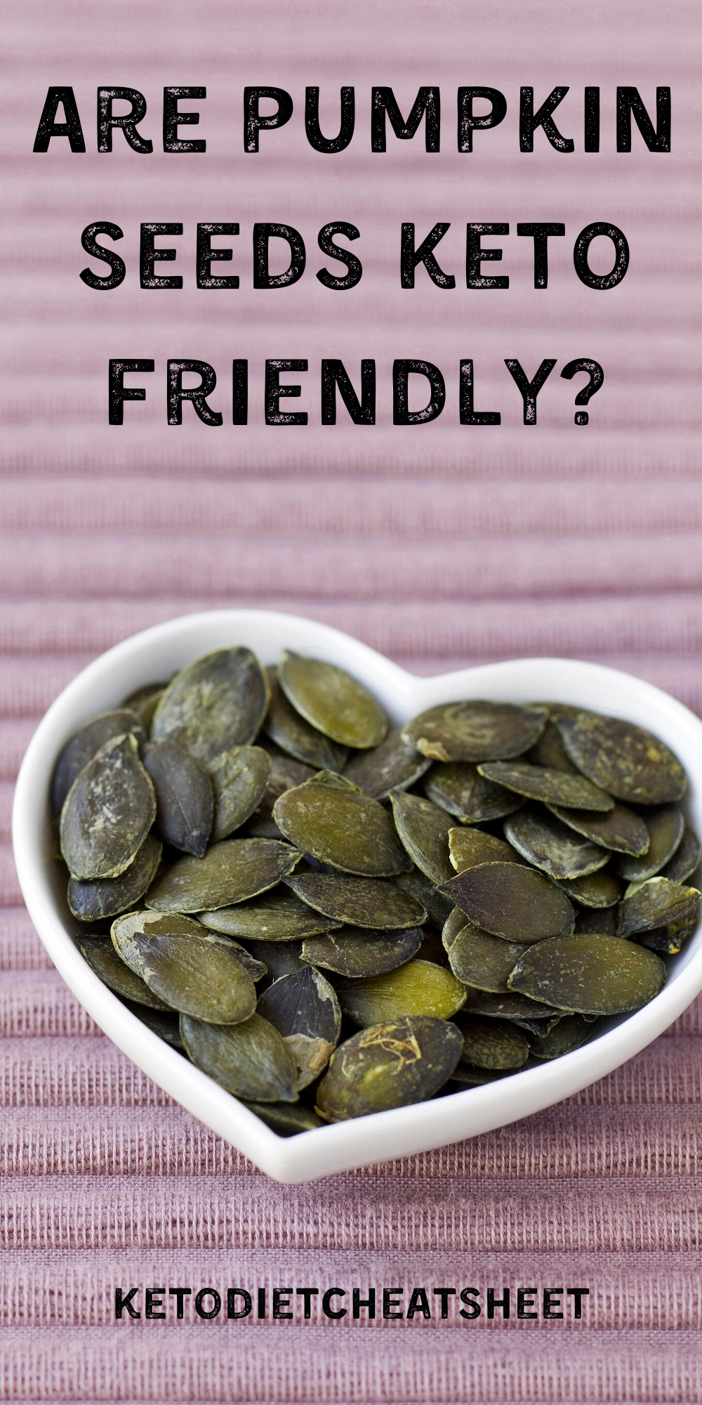Are Pumpkin Seeds Keto Friendly? , #friedpumpkinseeds # ...