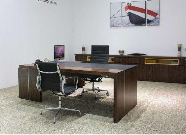 Carol Executive Desk