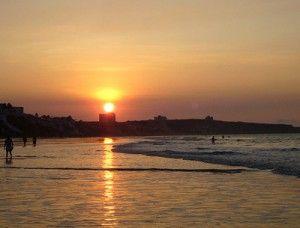 Playa el Murcielago. Guardado por Melba Mateus