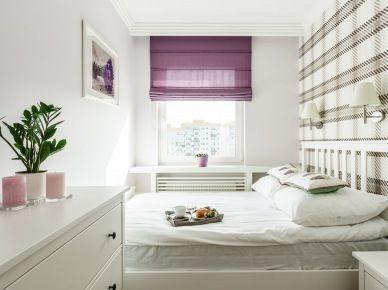 Aranżacja Małej Sypialni W Bieli 49925 Sypialnia