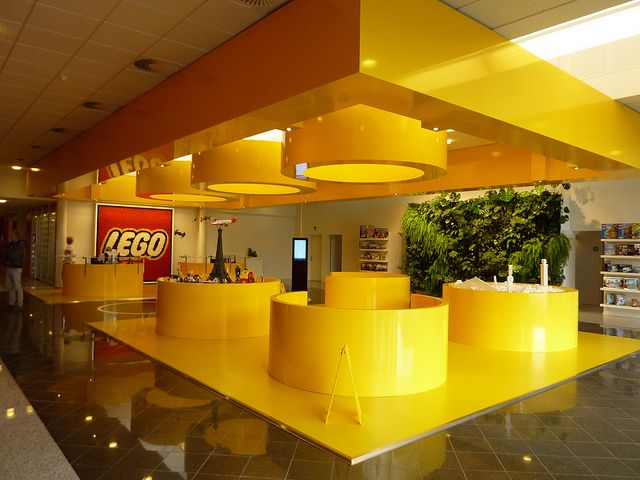 LEGO Headquarters, Billund Denmark | Lego office, Kids interior ...