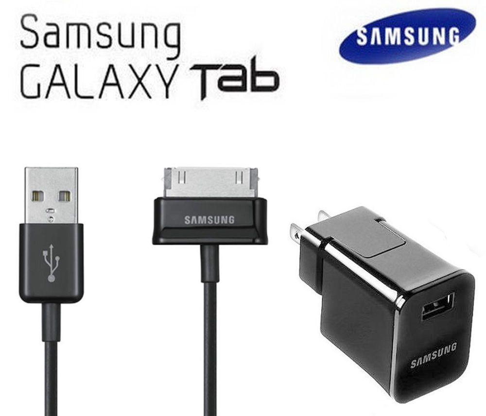 Home Wall Charger+USB Cable for Samsung Galaxy Tab Tab2 2 II 7 8.9 10.1 Tablet