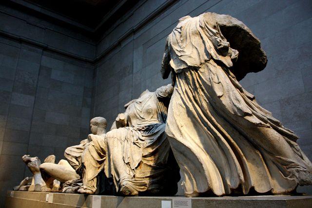 Elgin Marbles Parthenon Sculptures British Museum Elgin Marbles British Museum Parthenon