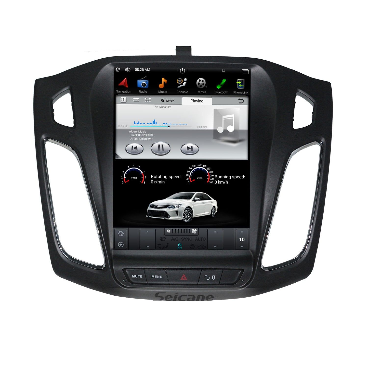 Seicane 10 4 Inch 1024 768 Touch Screen 2012 2013 2014 2015 Ford