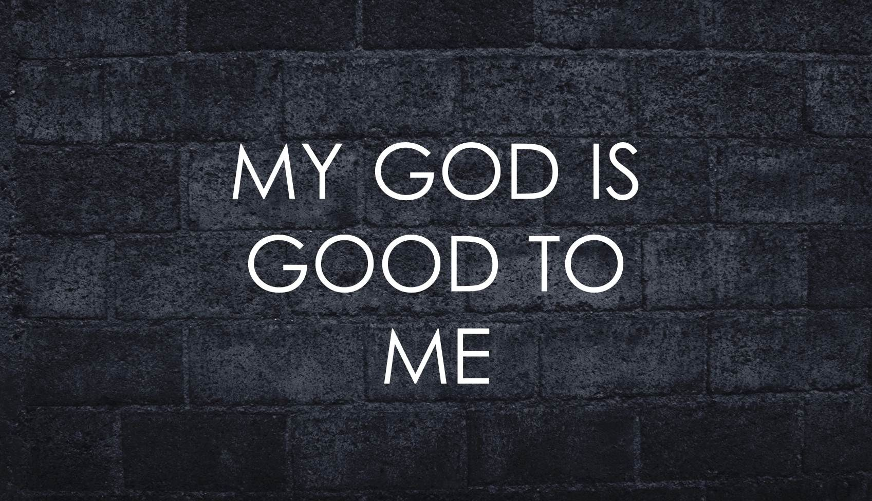 My God Is So Good To Me :) | God is good, God loves me, Love ...