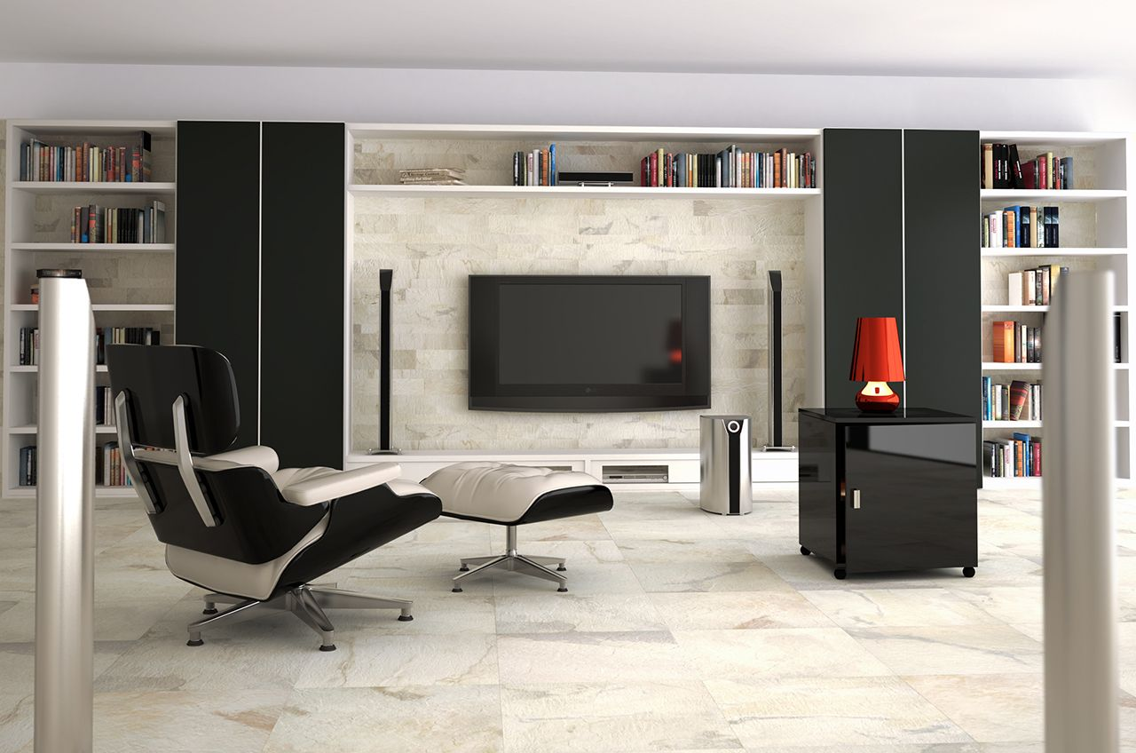 del conca hnt nat premium feinsteinzeug fliesen in 3. Black Bedroom Furniture Sets. Home Design Ideas