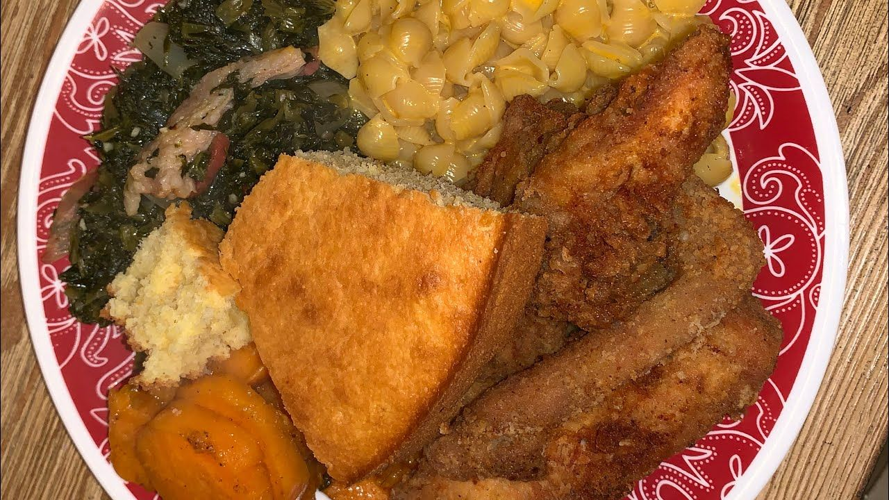 Easy southern soul food sunday dinner step by step