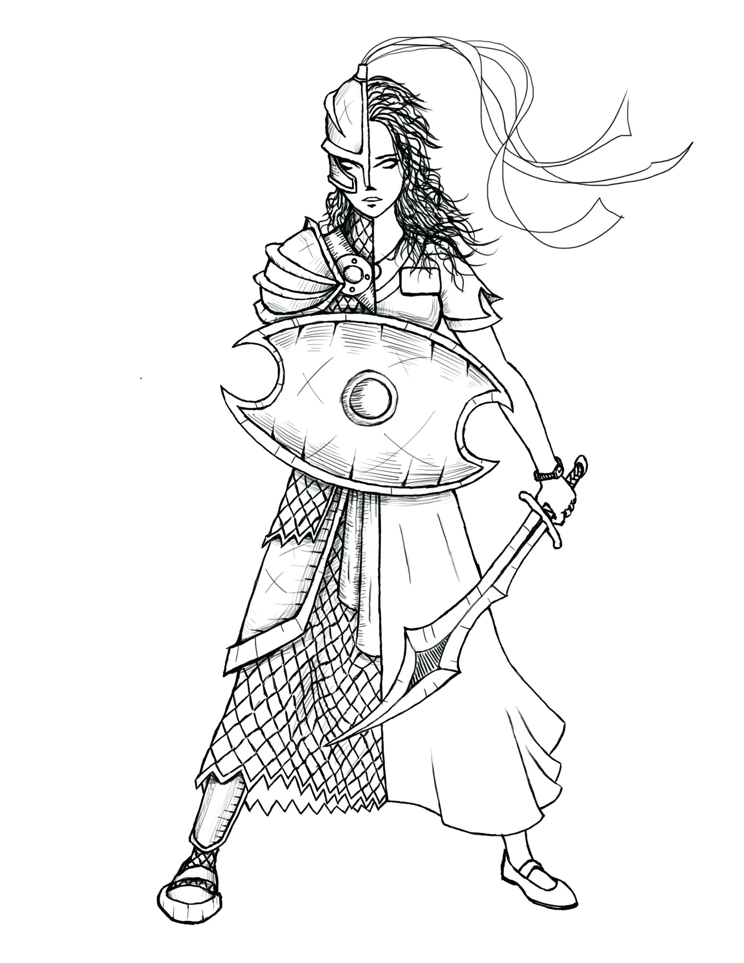 Armor Of God Coloring Pages Inspirational Armor Coloring Page