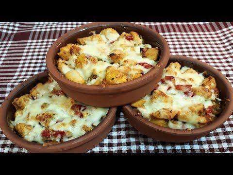 Fırında Tavuk Güveç Tarifi, Nasıl Yapılır? – Yemek Tarifleri
