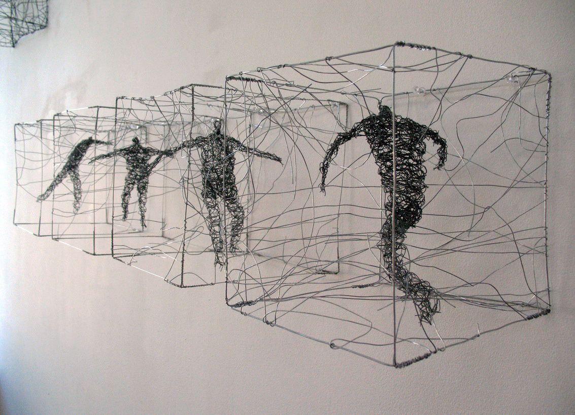 barbara licha wire artist 26 best Barbara