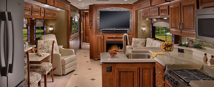 Charleston Class A Motorhomes By Forest River Seriously A