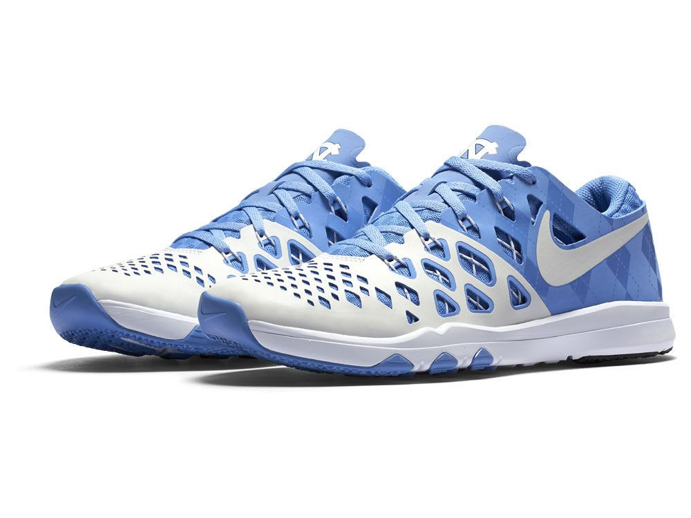 North Carolina Tar Heels Nike NCAA Train Speed 4.0 AMP Week Zero Training  Shoes