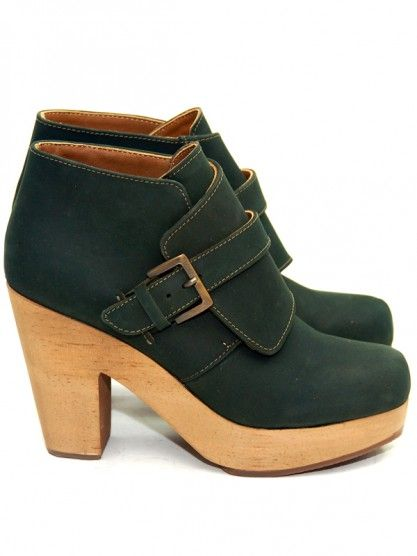 90380226df3 Clog boot. Find this Pin and more on Shoesies by Austin Melon.