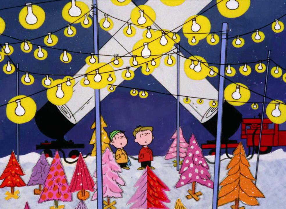 Santa Claus In Santa Fe Charlie Brown Christmas Tree Charlie Brown Christmas Decorations Charlie Brown Christmas