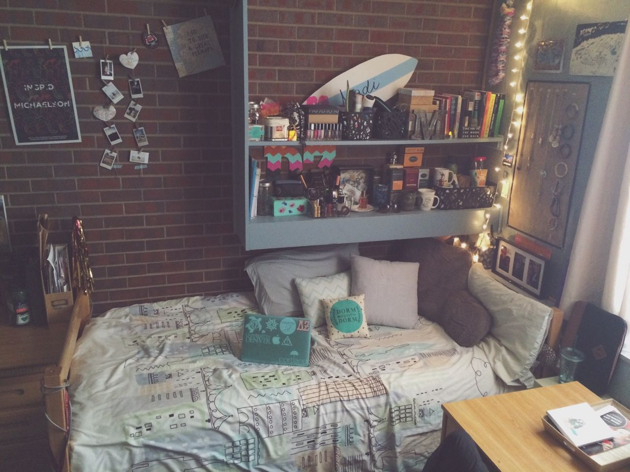 Need Ideas For Decorating Your College Dorm Room Here Are 20 Bedrooms And Rooms Inspiration On Having The Coolest Campus