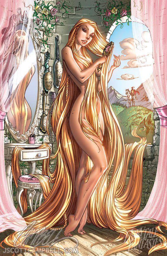 Сексуальные принцессы диснея арт