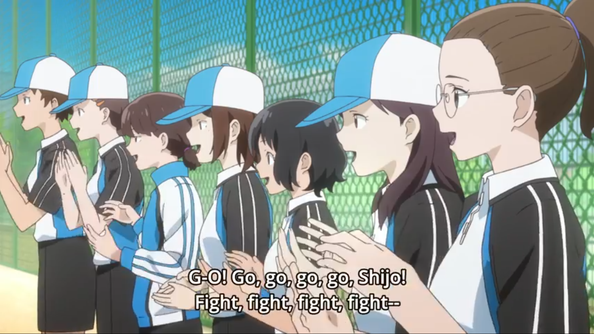 Hoshiai no Sora, Stars Align Anime