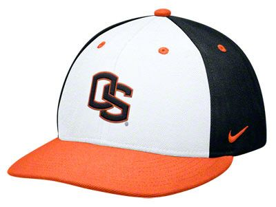 state beavers baseball fitted hat oregon caps apparel cap