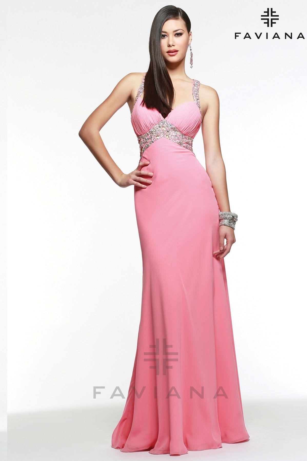Pink Lemonade Prom Dresses