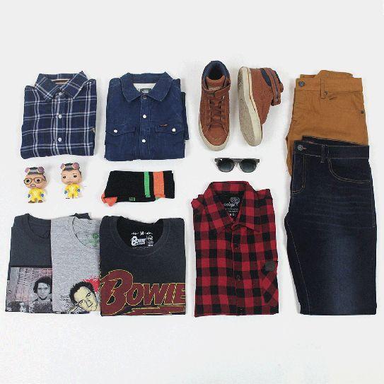 Bag Masculina - Upperbag - Delivery de roupas e acessórios  5558bc8ee456f