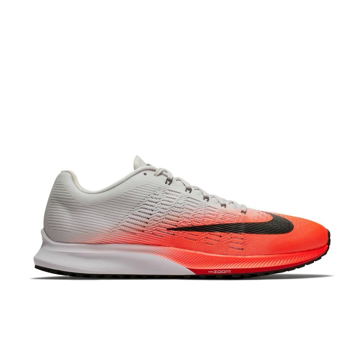 "Nike Air Zoom Elite 9 ""Red/Grey"" Men's Running Shoe"