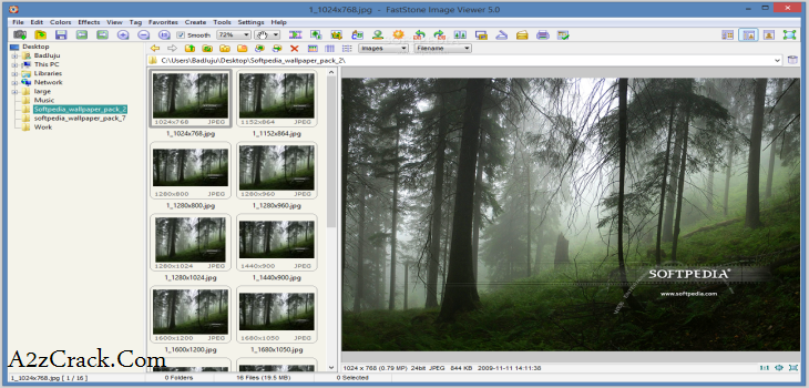 FastStone Image Viewer Free Download (With images) Image