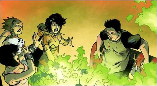 First Look at Avengers Undercover #1 by Dennis Hopeless and Kev Walker