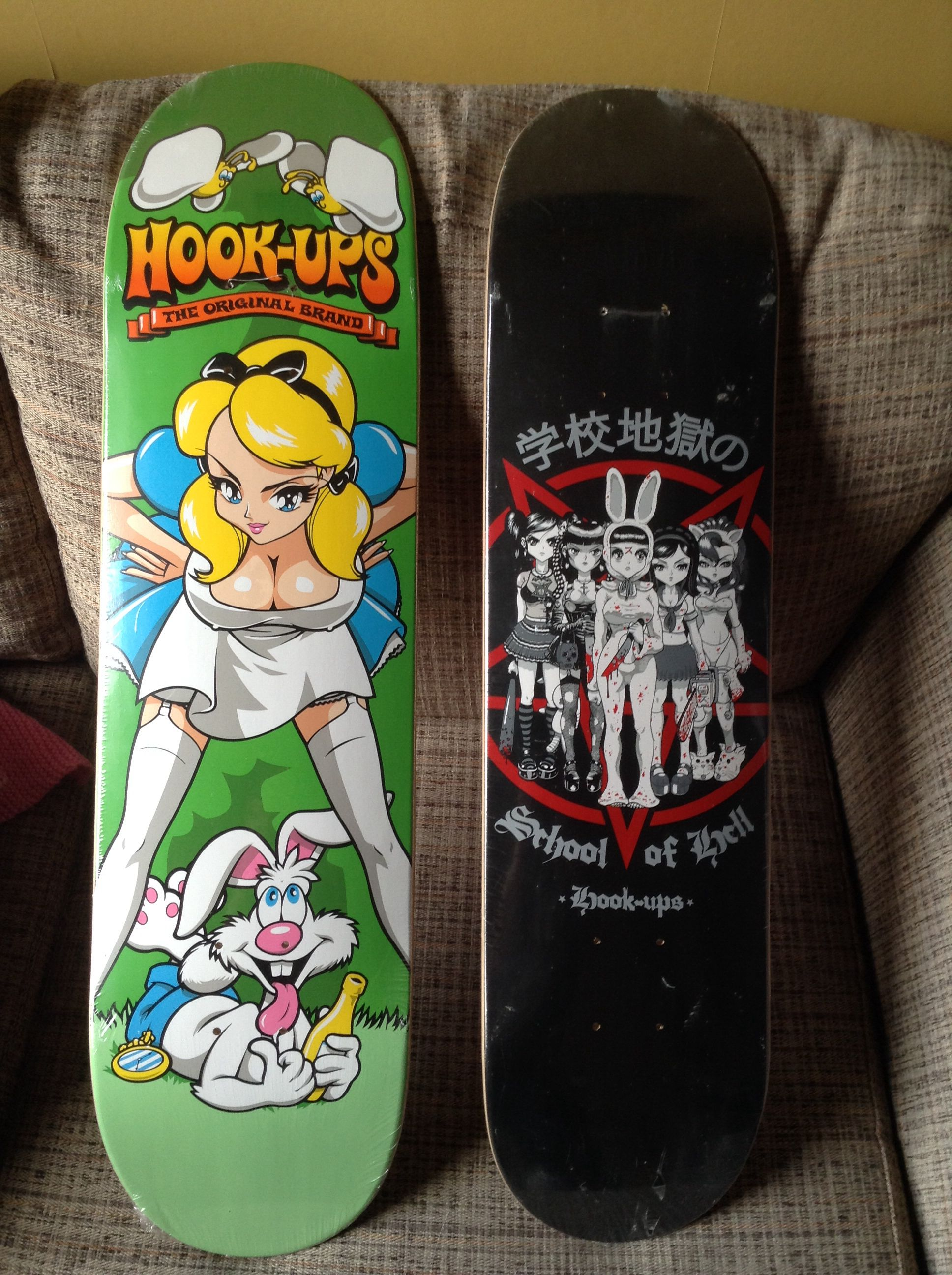 Rick And Morty Custom Skateboard 8 1 2 Skateboard Design Custom