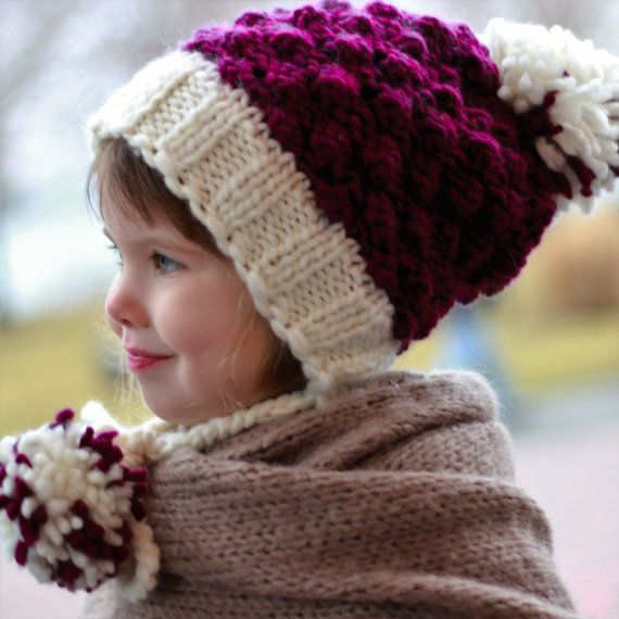 Knitting pattern Patron de tricot Dorothy Slouchy by TheEasyDesign ...
