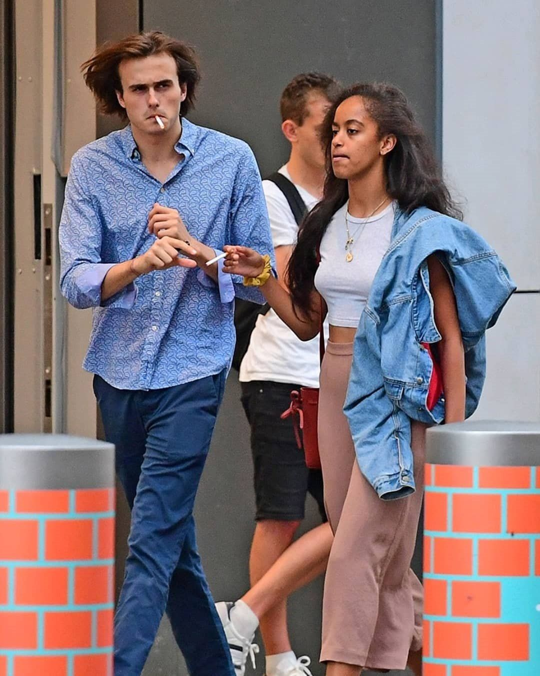 Image result for Who's The Guy Malia Obama Is Dating