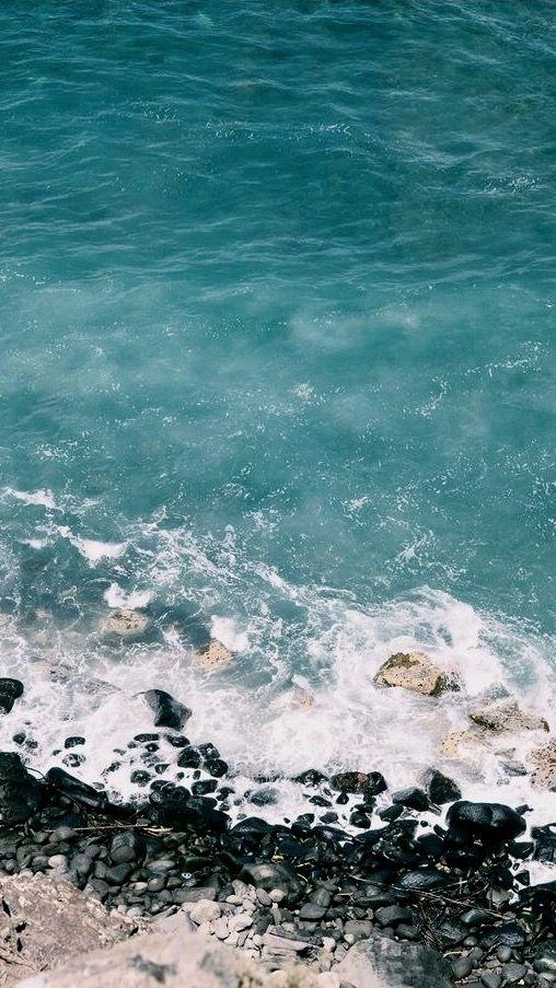 Iphone Wallpaper Beach 10 3 3 In 2019 Ocean Wallpaper