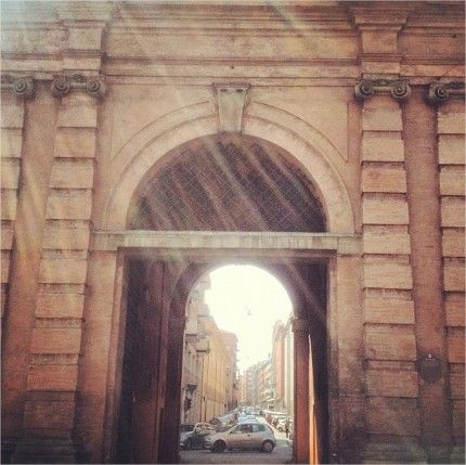 Porta Lame, One of the many old gateways to the city - Instagram by @bushbirdie