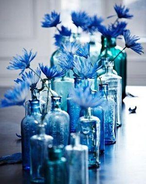 Волшебные свойства синего стекла