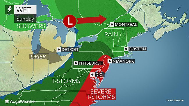 New York Weather Accuweather Forecast For Ny 10007 New York Weather Weather Forecast New York