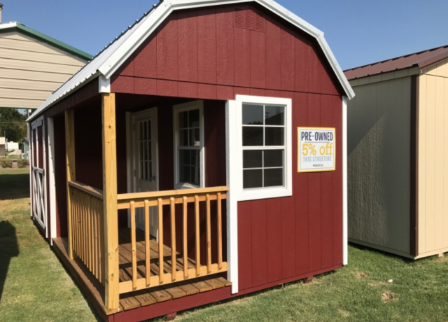 The Haven - Prefab Cabin Sheds | Woodtex & The Haven Storage Shed | Woodtex | Tiny Houses A Dream Home ...