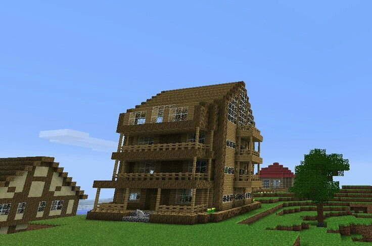 Nice Cool Minecraft House.