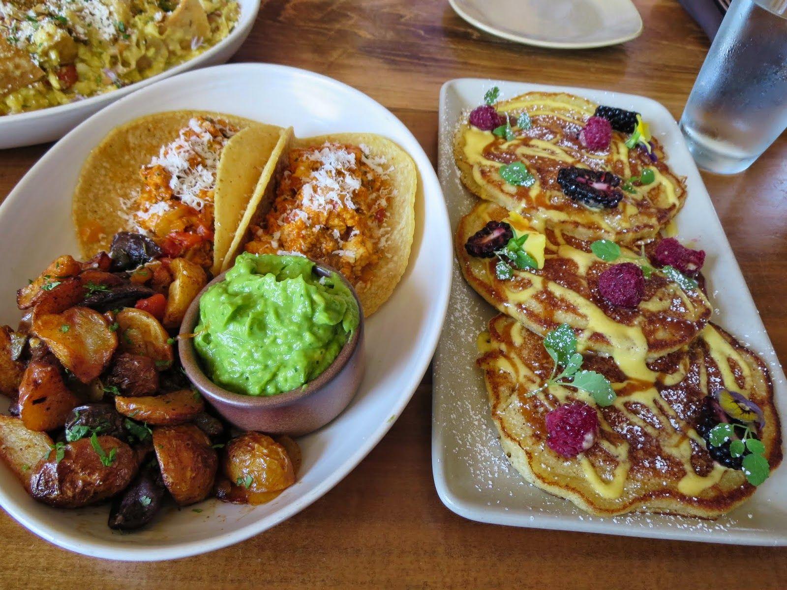 Savory and sweet  San Francisco Eats - Brunch at Padrecito ~ Sidewalk Safari