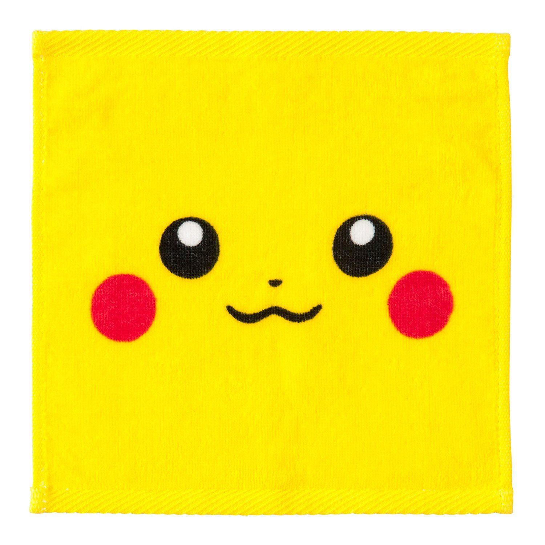 amazon | ポケモンセンターオリジナル ハンドタオル pikachu