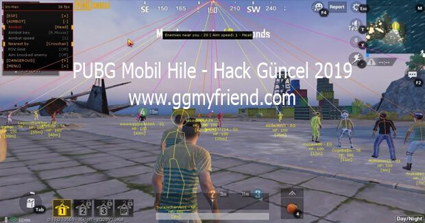 Pubg Mobile Hile Pubg Hile 2020 100 Calisan Hileler Hile Android Hileleri Oyun Dunyasi