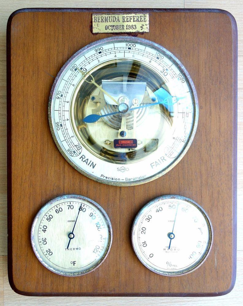 Barometer of the Bermuda Football Association 1983