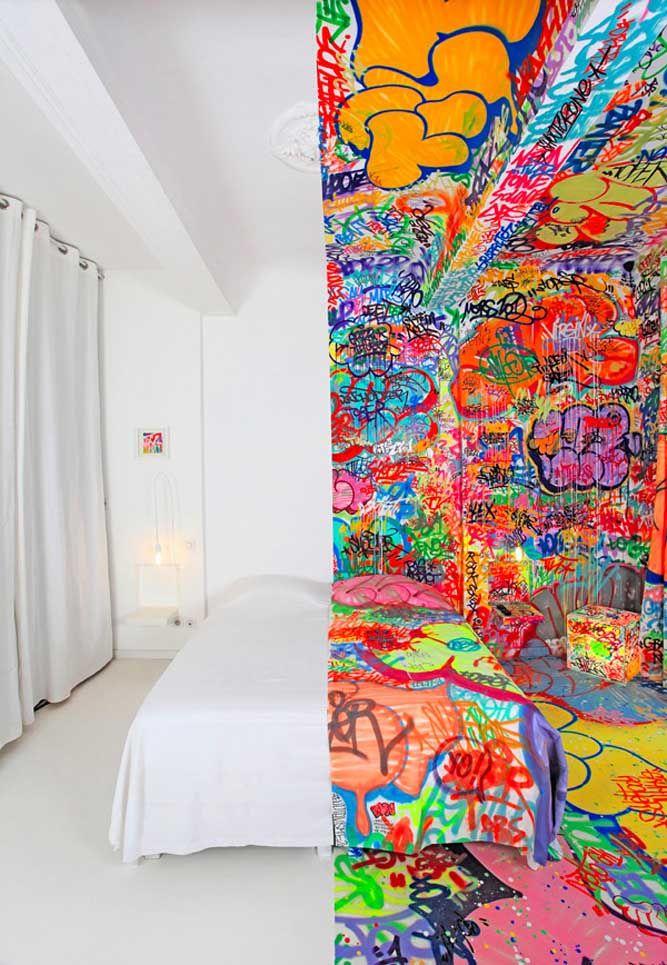 graffiti room 2