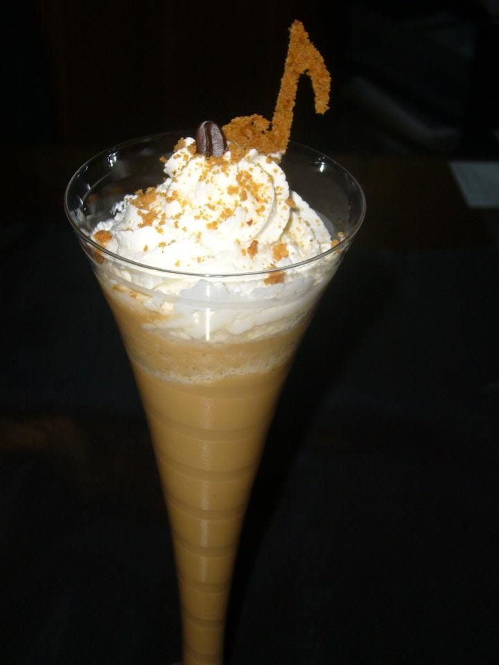 Coffee cocktail for Malongo competition!