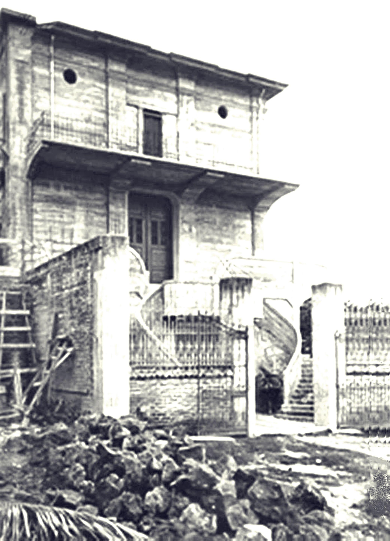 1915 Colegio Maria Auxiliadora Fundado En San Salvador El 20 De