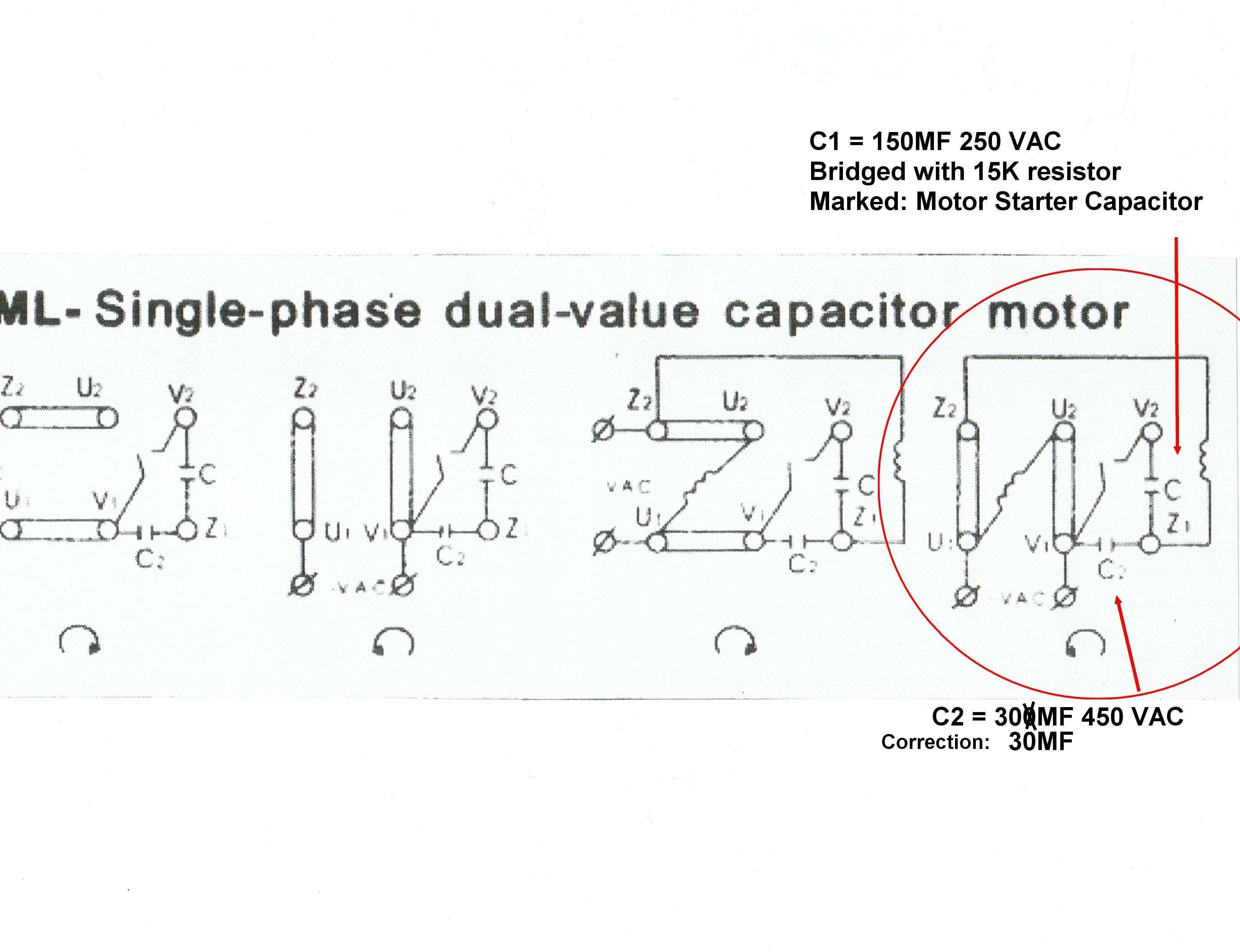 12 Lead Motor Wiring Impremedia Net Capacitors Car Audio Capacitor Ac Capacitor