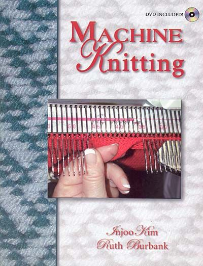 """Link to a book review of """"Machine Knitting"""" by Injoo Kim, Ruth Burbank. The review is in German and English, by kind permission from Kerstin of the Strickforum blog."""
